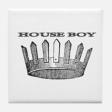 HOUSE BOY Tile Coaster