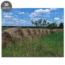 Hay Field Puzzle