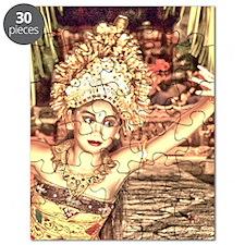 Bali Dance Puzzle