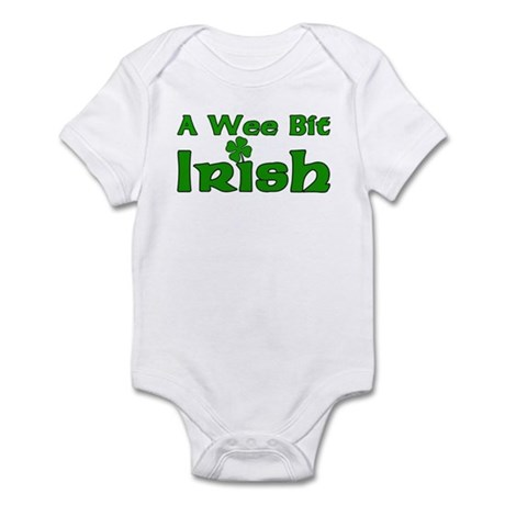 Wee Bit Irish Infant Bodysuit