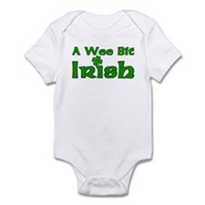 Wee Bit Irish Infant Bodysuit