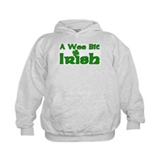Wee Bit Irish Hoodie