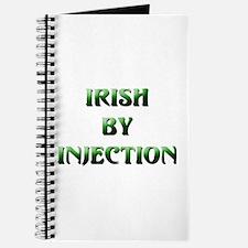 Irish By Injection Journal