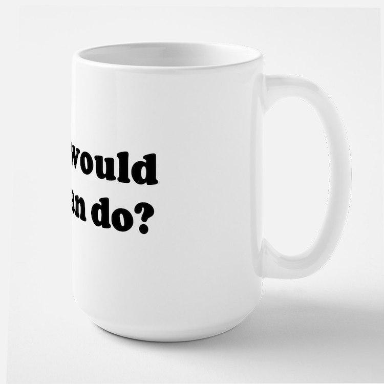 Valjean Large Mug