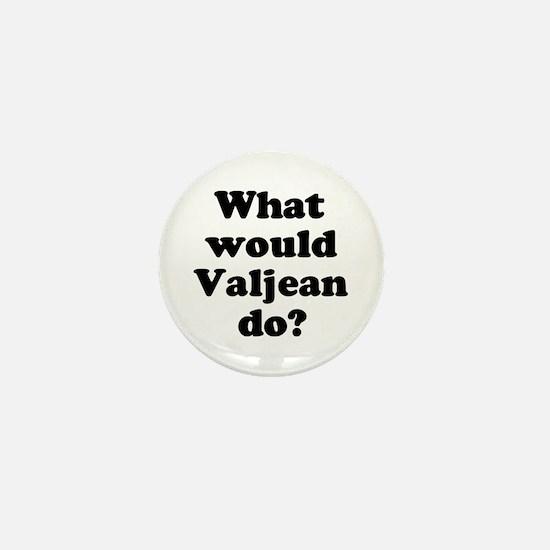 Valjean Mini Button (10 pack)