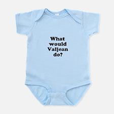 Valjean Infant Bodysuit