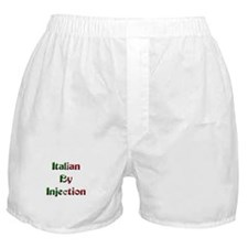 Italian By Injection Boxer Shorts