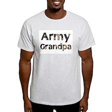 Army Grandpa Camo T-Shirt