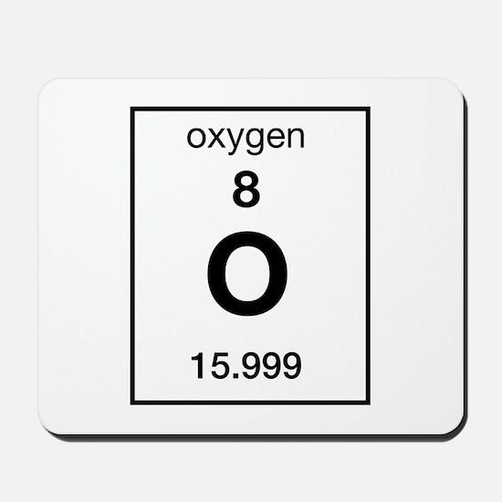 Oxygen Mousepad
