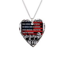 United States of Conformity Necklace