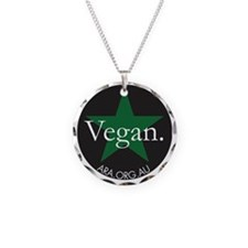 Vegan star Necklace