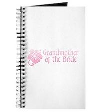 Hibiscus Grandmother of Bride Journal