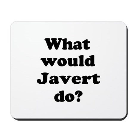 Javert Mousepad