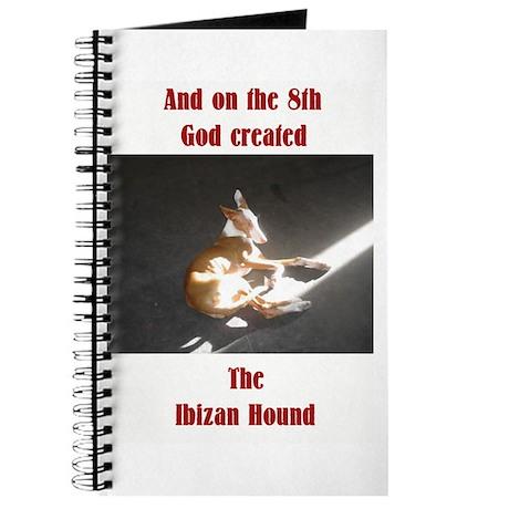 Ibizan Hound Journal