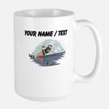Custom Water Skiing Mugs
