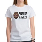 Pysanka Addict Women's T-Shirt