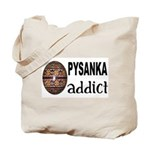 Pysanka Addict Tote Bag