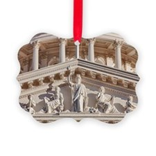 California State capitol building Ornament