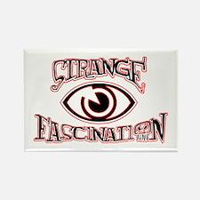 Strange Fascination Rectangle Magnet