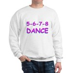 5-6-7-8 Dance Sweatshirt