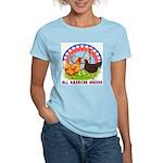 All American Breeds Women's Light T-Shirt