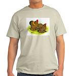 GL Cochin Bantams Light T-Shirt