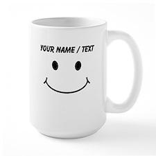 Custom Smiley Face Mugs