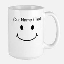 Custom Smiley Face Mugs