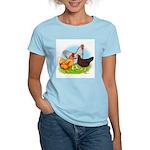 All American Trio Women's Light T-Shirt