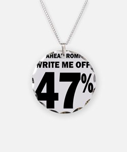 47 percent: Necklace