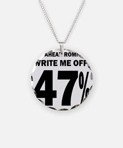 47 PERCENT Necklace