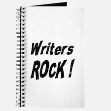 Writers Rock ! Journal