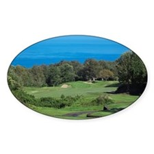 Makalei Golf Course in Kailua-Kona, Decal