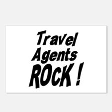 Travel Agents Rock ! Postcards (Package of 8)