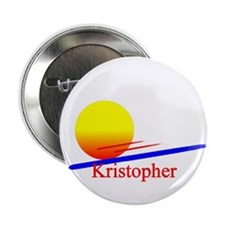 "Kristopher 2.25"" Button (100 pack)"