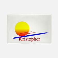 Kristopher Rectangle Magnet