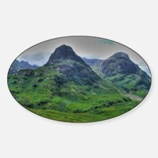 Glencoe 283  ,  HDR , Scotland Decal