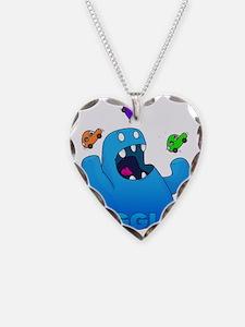 Monster juggler Necklace