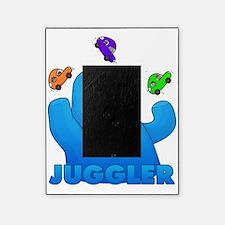 Monster juggler Picture Frame