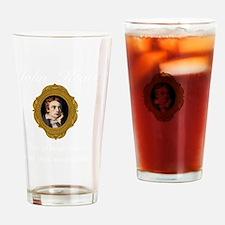 John Keats Drinking Glass