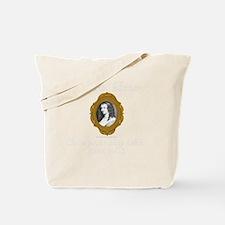 Aphra Behn White Tote Bag