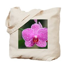 Close-up of orchid Tote Bag