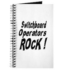 Switchboard Operators Rock ! Journal