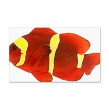 Spine-cheek anemonefish Premn Rectangle Car Magnet