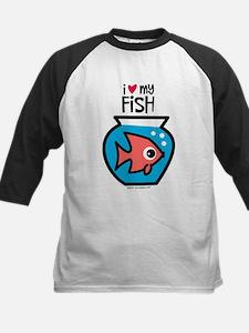 I Love My Fish Tee