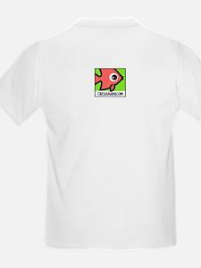 I Love My Fish Kids T-Shirt