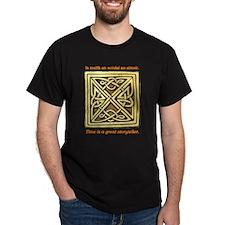 Time...Great Storyteller (Dark) T-Shirt