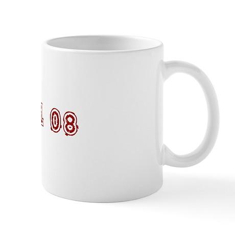 Condi '08 Mug
