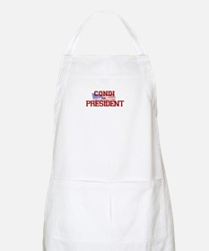 Condi for President BBQ Apron