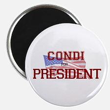 Condi for President Magnet